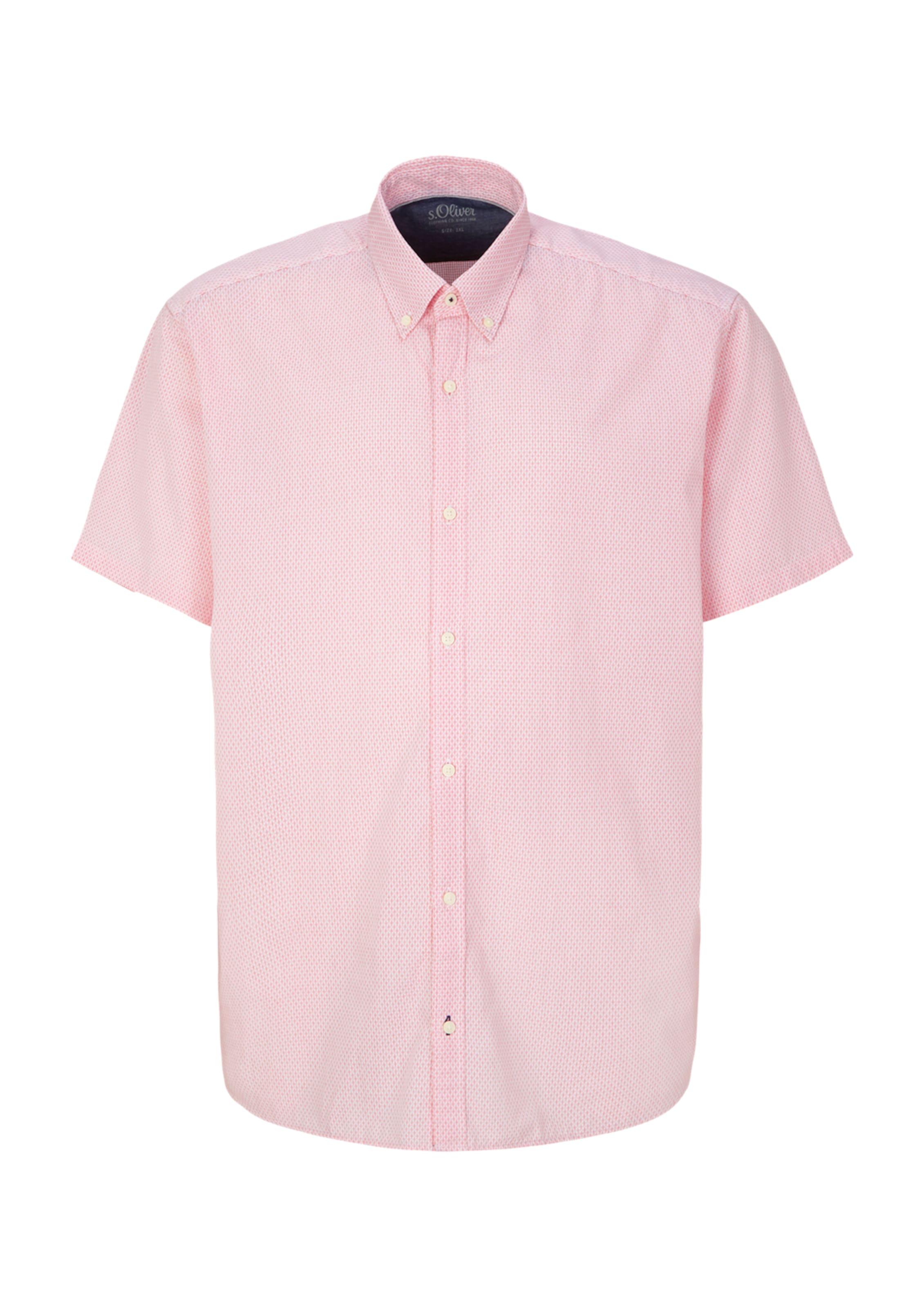Hemd Rosa oliver S S Hemd S oliver In Hemd In Rosa oliver rxhtQdCs
