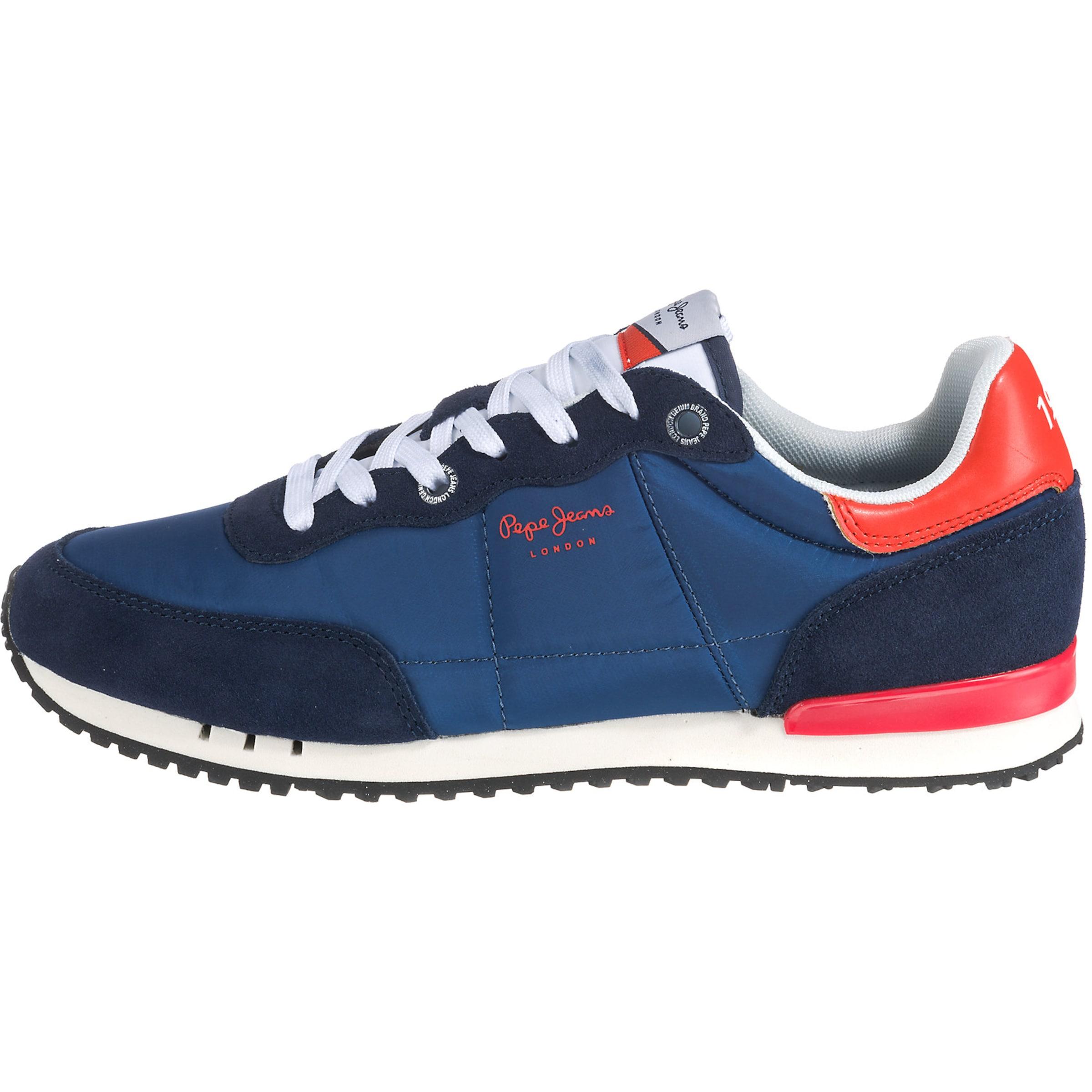 Pepe 'tinker' BlauNavy Hellrot Jeans In Sneaker pUMSzV