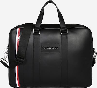 Portfelis-rankinė 'TH METROPOLITAN COMPUTER BAG' iš TOMMY HILFIGER , spalva - juoda, Prekių apžvalga