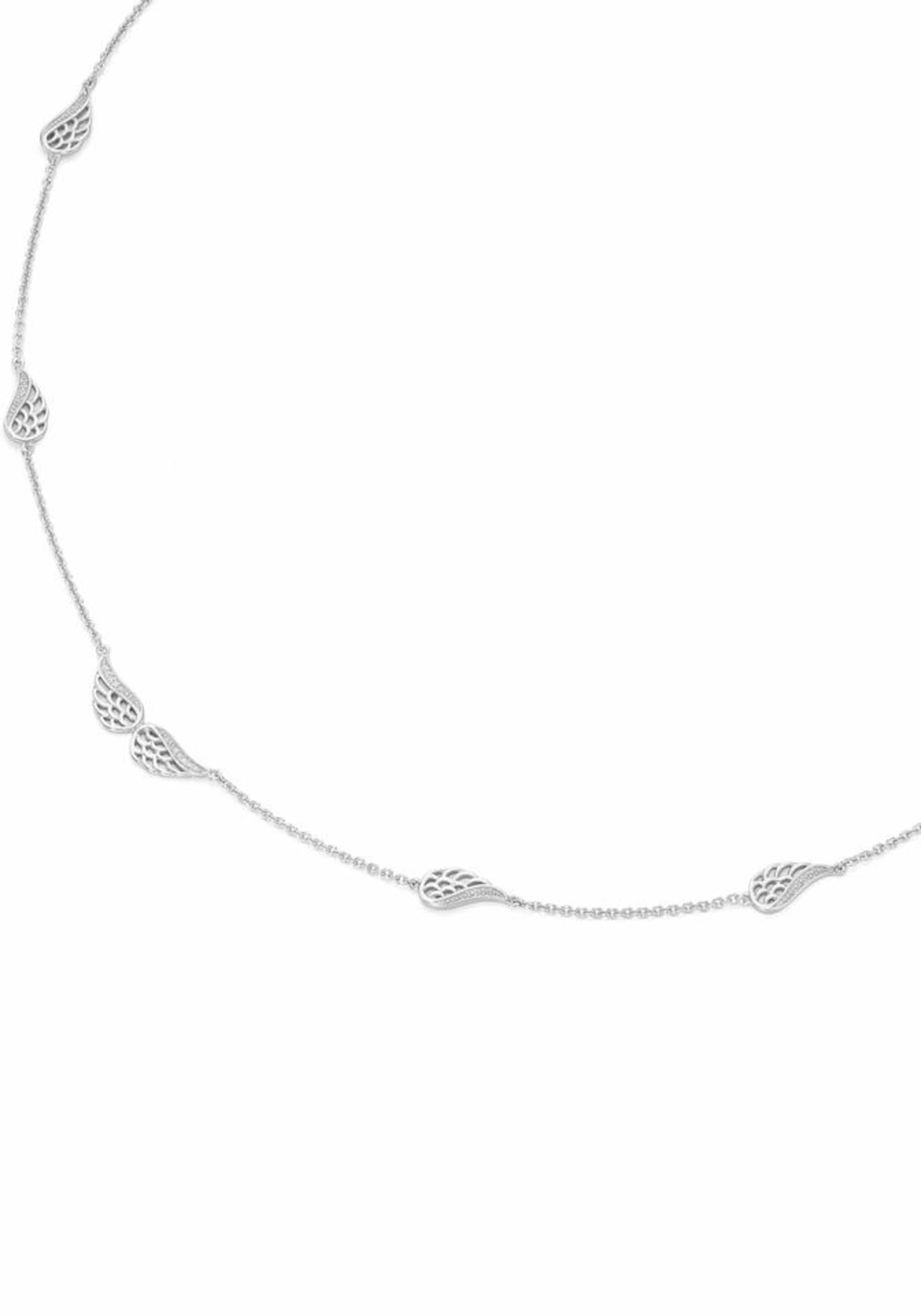 FIRETTI Silberkette 'Flügel' Low-Cost Verkauf Online Günstig Kaufen 2018 Unisex Limit Rabatt Ang6Fsu