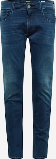 REPLAY Jeans 'ANBASS' in de kleur Donkerblauw, Productweergave