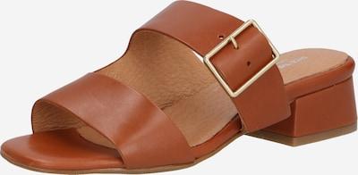 Shoe The Bear Pantolette 'CALA' in braun, Produktansicht