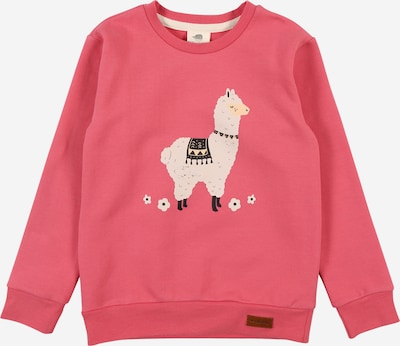 Walkiddy Sweatshirt in pitaya, Produktansicht
