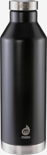 MIZU Isolierflasche 'V8' in schwarz, Produktansicht