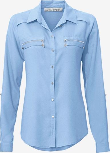 heine Blouse in de kleur Lichtblauw, Productweergave