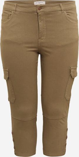 Laisvo stiliaus kelnės 'RAMBALDI' iš ONLY Carmakoma , spalva - alyvuogių spalva, Prekių apžvalga