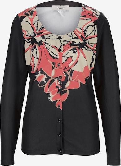 heine Shirtjacke in schwarz, Produktansicht