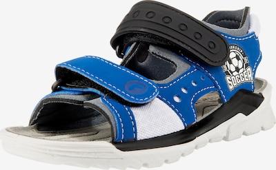 RICOSTA Sandale 'Soccer' in blau / weiß, Produktansicht