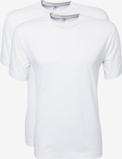 Nils Sundström T-Shirt in weiß, Produktansicht