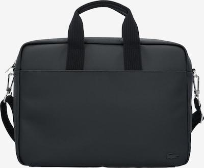 LACOSTE Cartera maletín en negro, Vista del producto