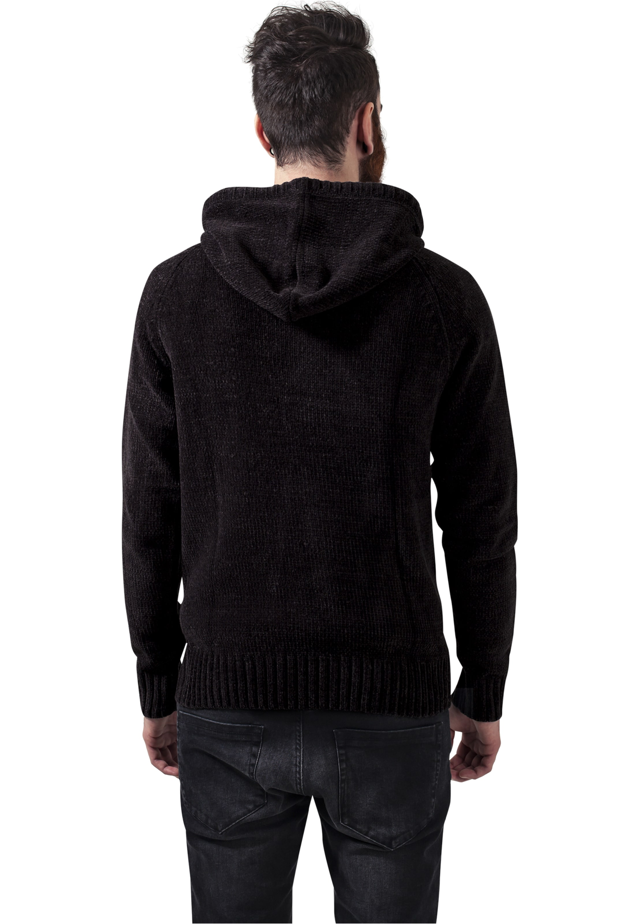 Classics Schwarz Sweater In Urban Sweater In Schwarz Classics In Urban Sweater Urban Classics ULGMVSqzp
