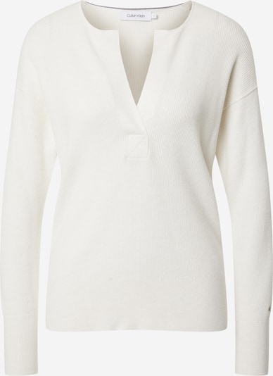 Calvin Klein Svetr - bílá, Produkt