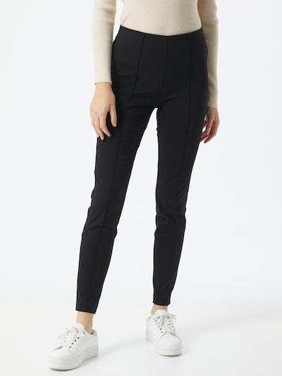 VILA Leggings 'Marikka' in schwarz, Modelansicht