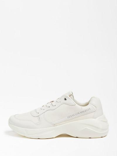 GUESS Sneaker 'Viterbo' in weiß, Produktansicht