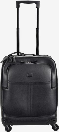 Bric's Trolley in schwarz, Produktansicht