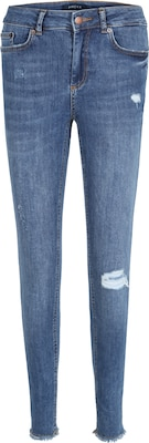 PIECES Regular-Waist-Jeans