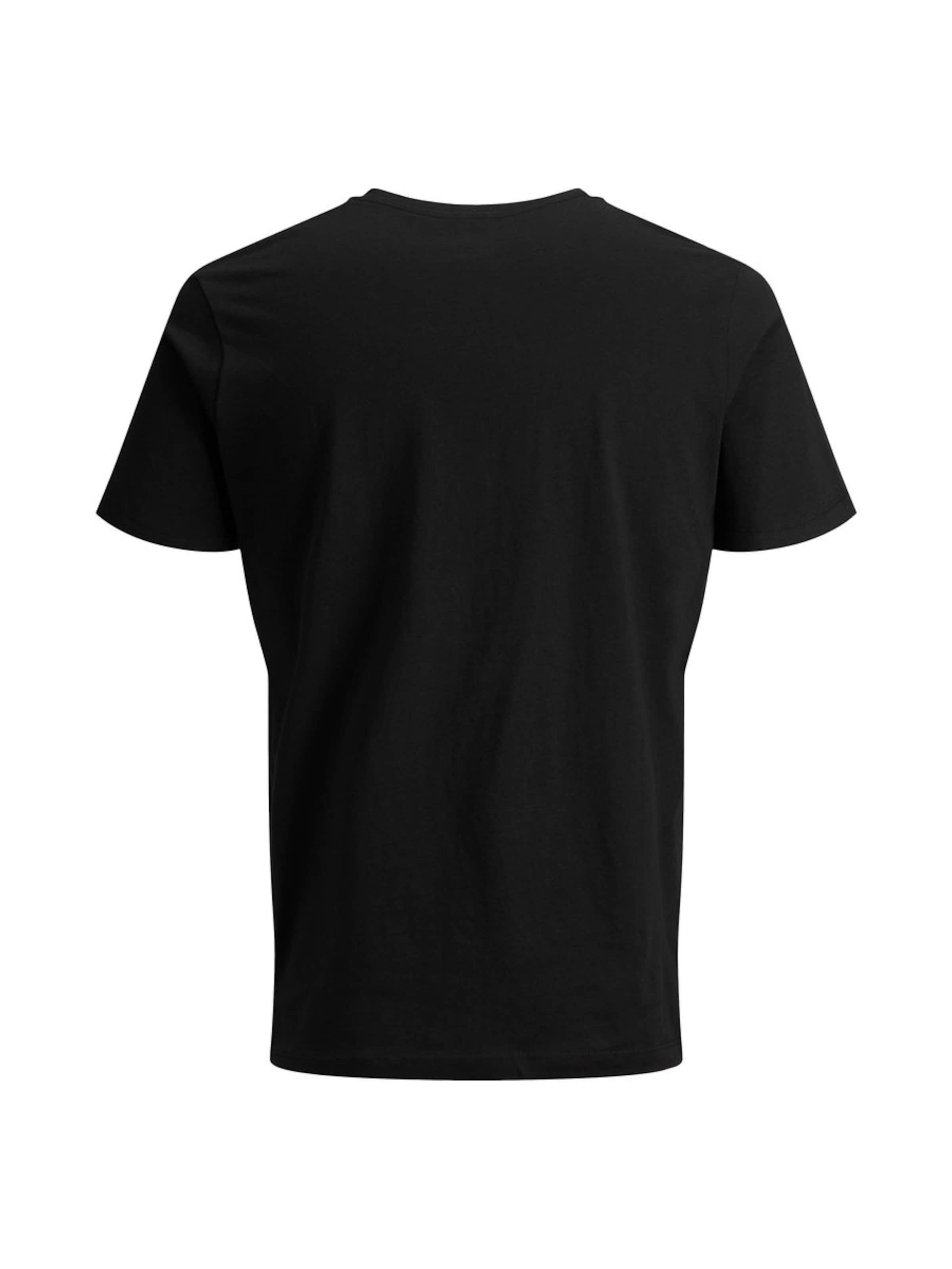 shirt Weiß T Jackamp; Jones In BlauSchwarz hdsQtCr
