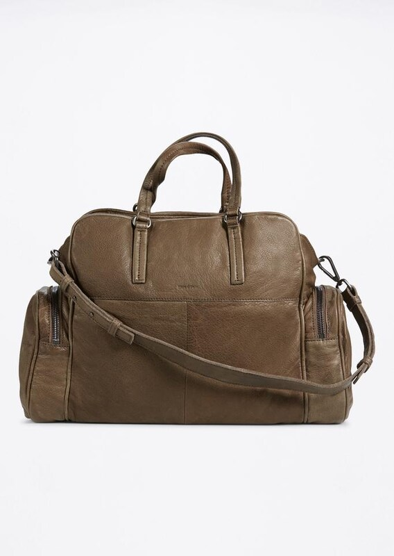Marc O'Polo Henkeltasche 'FORTY'