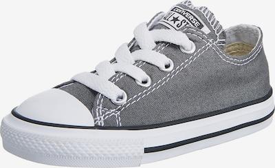 CONVERSE Kinder Sneakers in grau / weiß, Produktansicht