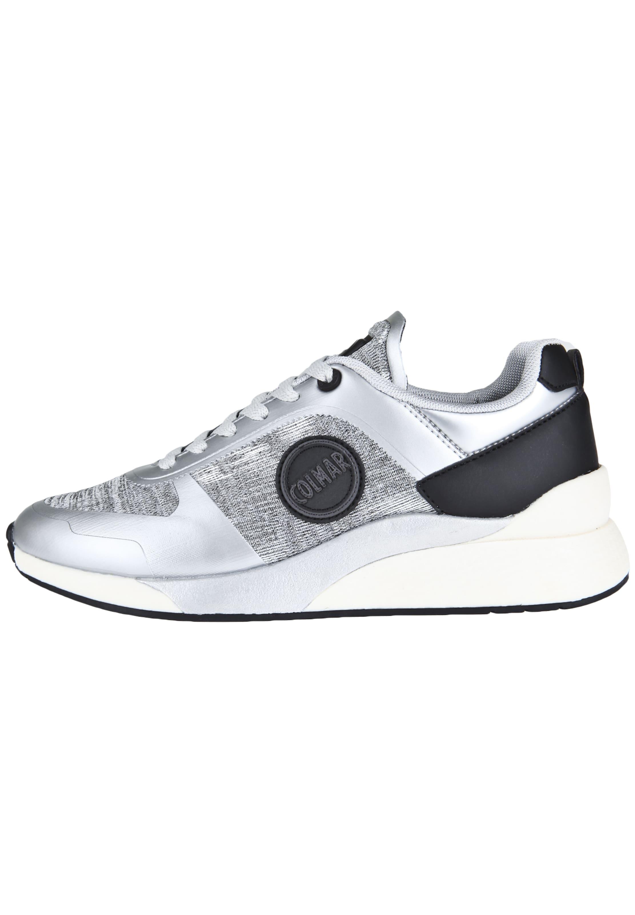 Silber Unika' In Sneaker GraumeliertSchwarz Colmar 'travis mNvywP80nO