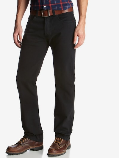 LEVI'S Jeans '501®' in Black denim, View model