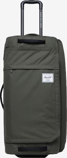Herschel Tasche 'Wheelie Outfitter' in khaki, Produktansicht