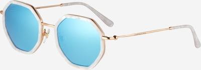 Kapten & Son Sonnenbrille 'Barcelona' in blau / gold, Produktansicht