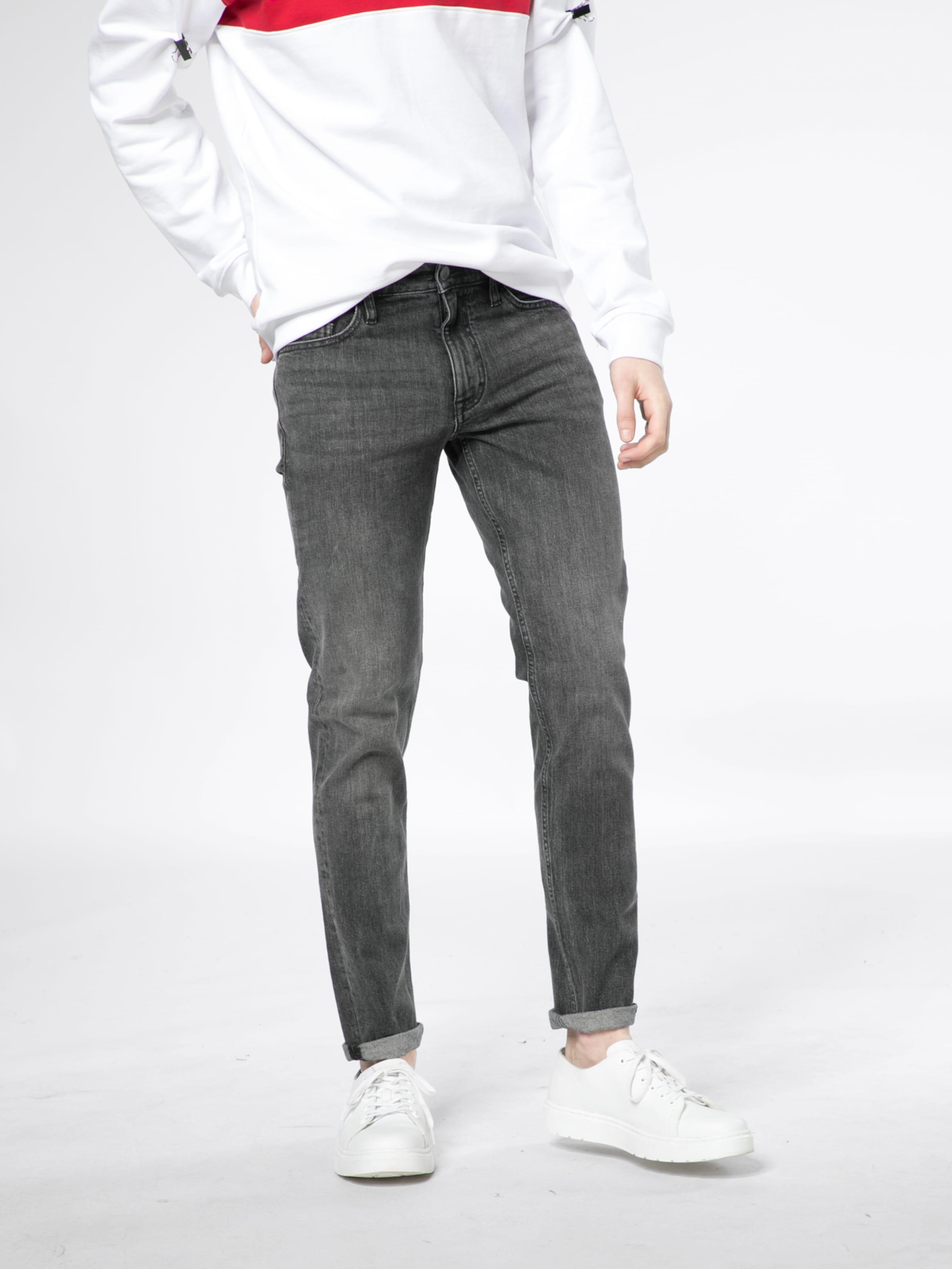 Steckdose Countdown-Paket Wirklich Billige Schuhe Online Calvin Klein Jeans Jeans 'SKINNY-CURTIS BLACK CMF' Billig Verkauf Neuesten Kollektionen Kostengünstig q5hWs9