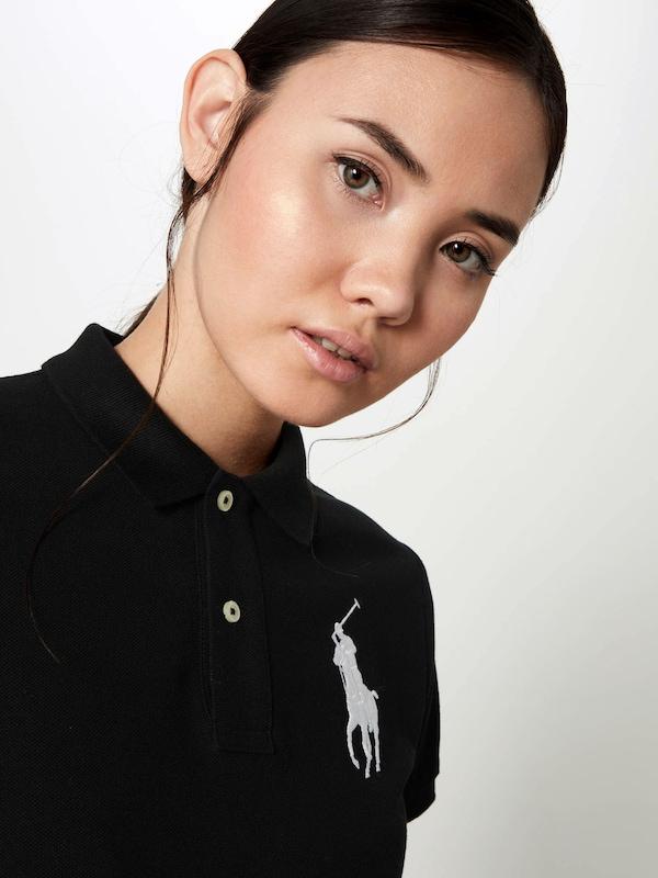 POLO RALPH LAUREN LAUREN LAUREN Poloshirt in schwarz  Freizeit, schlank, schlank 576a6d
