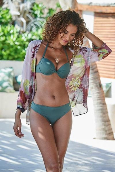 LASCANA Bikini-Hose »Italy« in oliv, Modelansicht