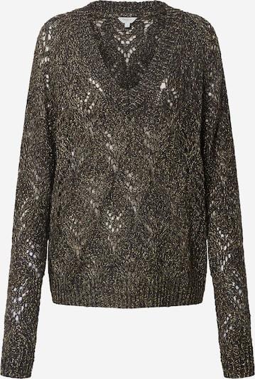 Pepe Jeans Pullover 'Teressa' in hellgelb / grün / schwarz, Produktansicht