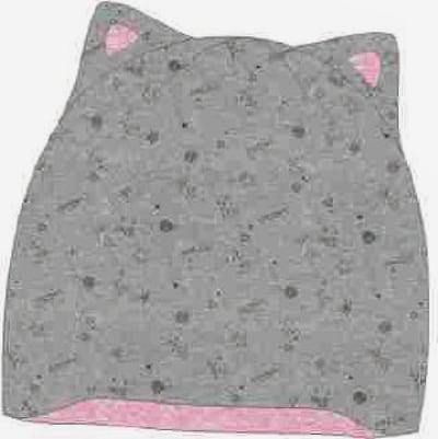 STERNTALER Beanie in grau / rosa, Produktansicht