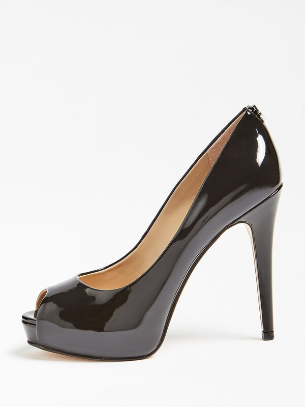GUESS Pumps 'Hadie' in schwarz | ABOUT YOU