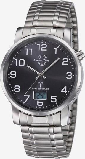 Master Time Uhr 'MTGA-10308-22M' in schwarz / silber, Produktansicht