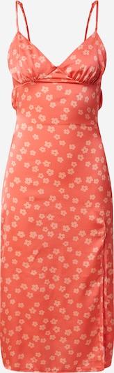 GLAMOROUS Jurk in de kleur Sinaasappel / Koraal / Pink, Productweergave