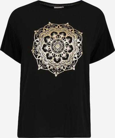 Marškinėliai 'CARART' iš ONLY Carmakoma , spalva - juoda, Prekių apžvalga