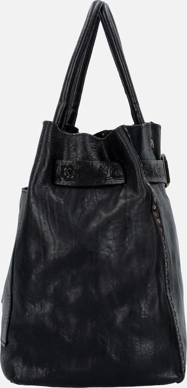 Campomaggi Iperico Shopper Tasche Leder 36 cm