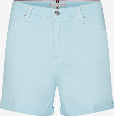 TOMMY HILFIGER TOMMY HILFIGER Shorts »ROME HW SHORT HANA« in hellblau, Produktansicht