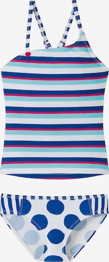 SCHIESSER Tankini in blau / rot / weiß, Produktansicht