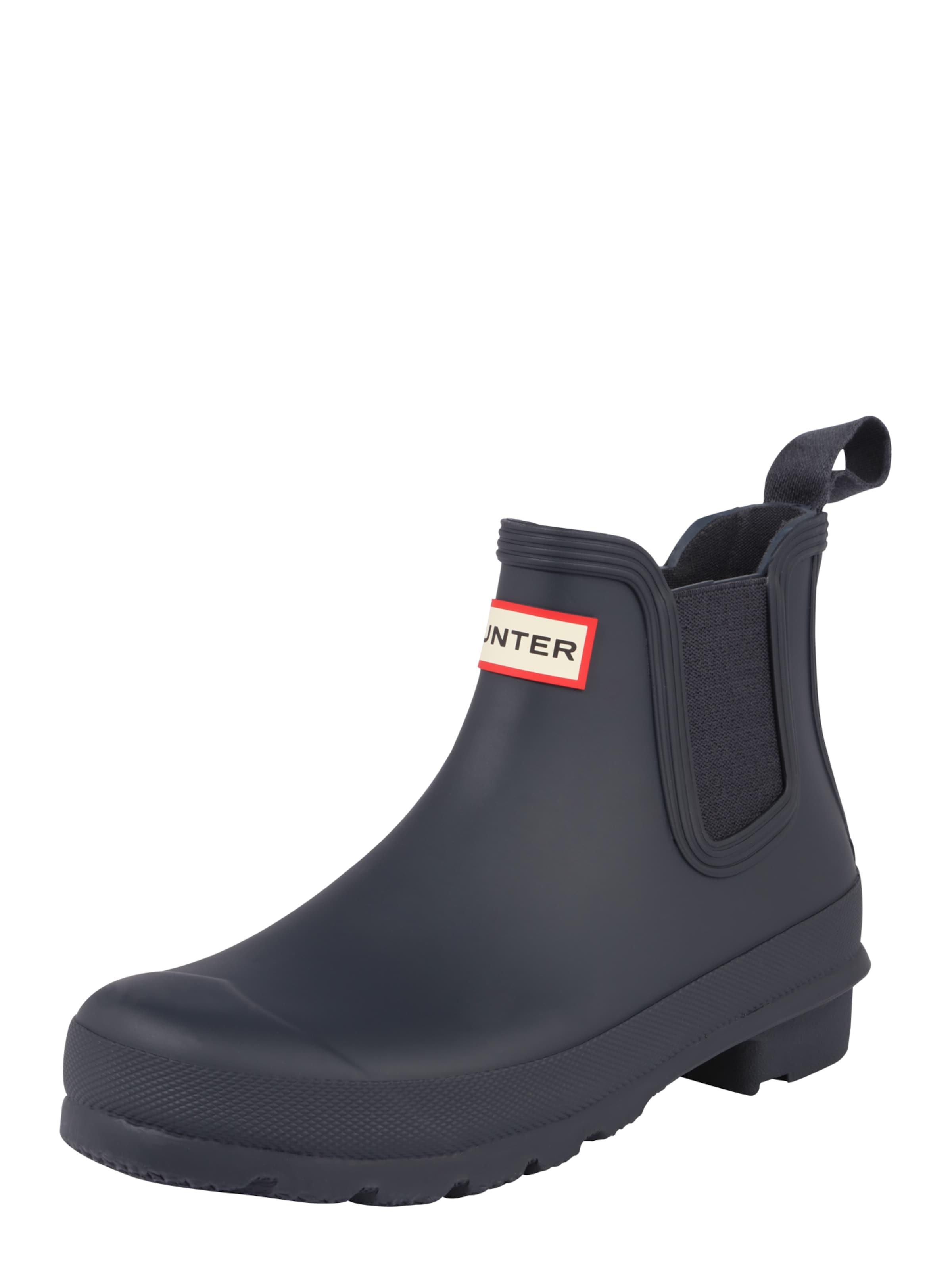 HUNTER Gummistiefel Verschleißfeste billige Schuhe Hohe Qualität