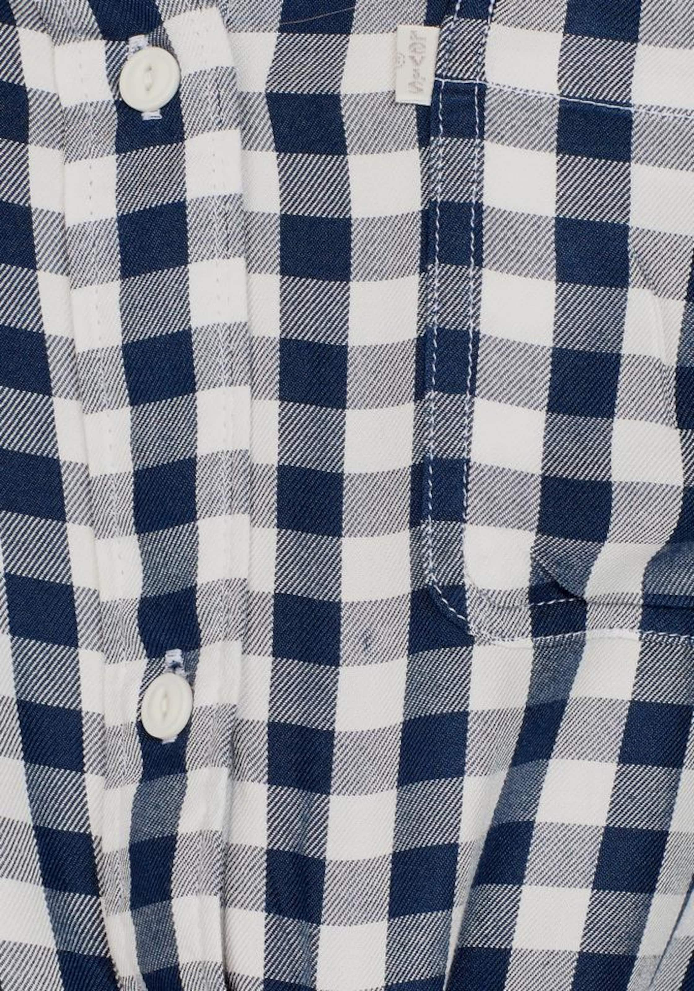 Gemütlich Billig 100% Original LEVI'S Hemdbluse 'Ryan one Pocket' oYQyX6