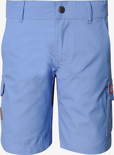 TROLLKIDS Shorts 'Hammerfest' in hellblau / schwarz, Produktansicht