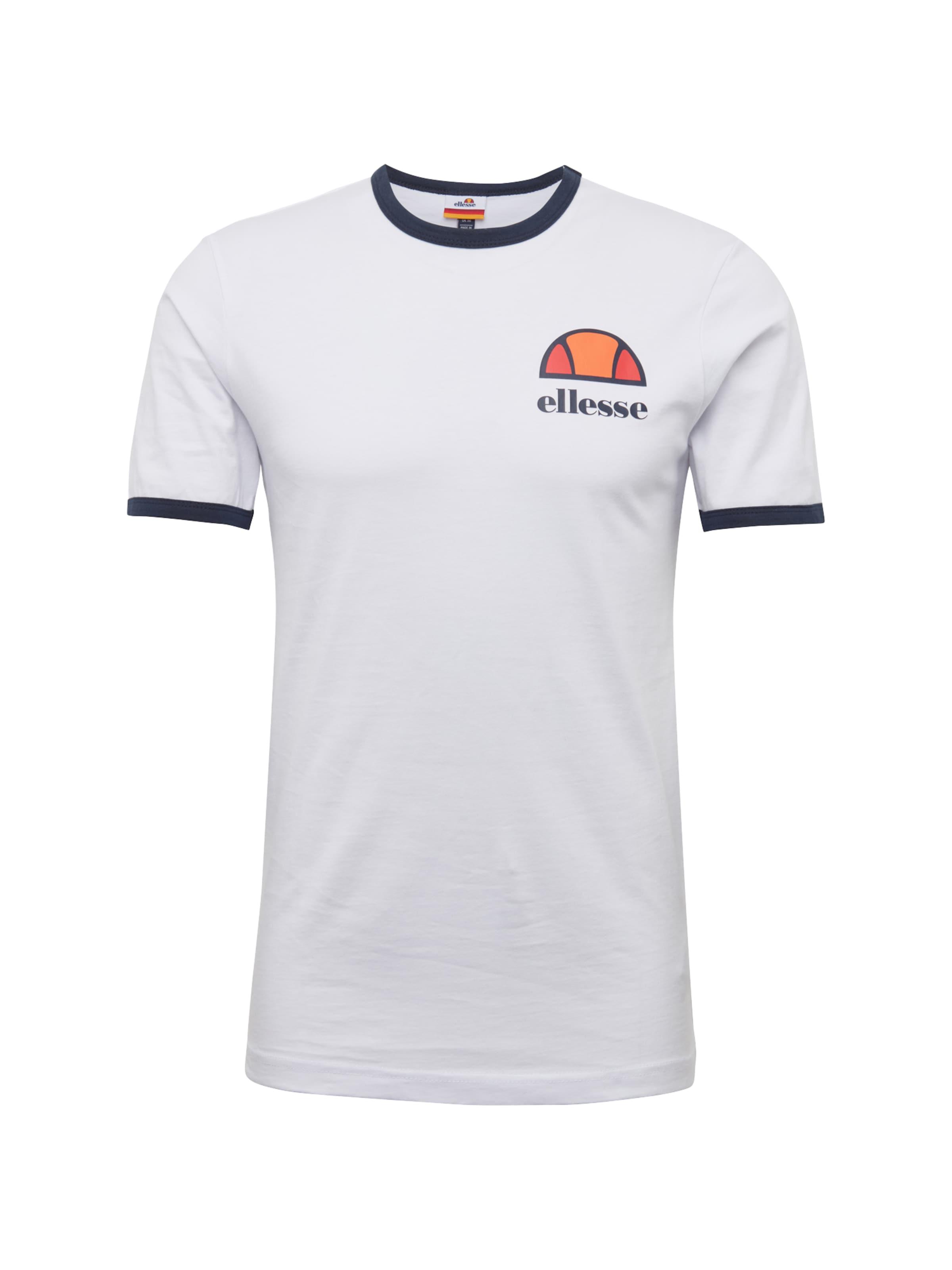 shirt In Blanc EllesseT 'algila' kXiOPuZT