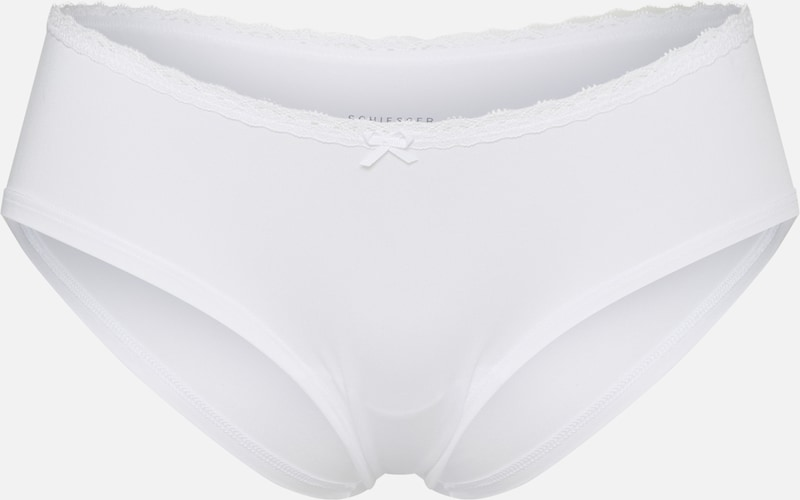 En Schiesser Culotte Hipster' Blanc 'bikini qUGpSzMV