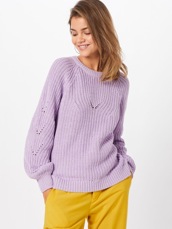 Pull En Object 'arianna' Violet over XPkiuZ