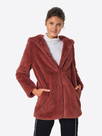 Urban Classics Mantel in Rot