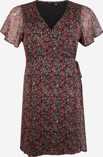 Vero Moda Curve Kleit 'KAY' segavärvid / must: Eestvaade