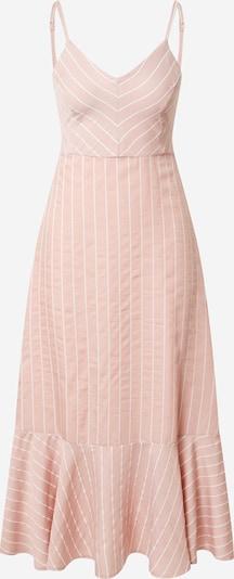 Trendyol Ljetna haljina u prljavo roza / bijela, Pregled proizvoda