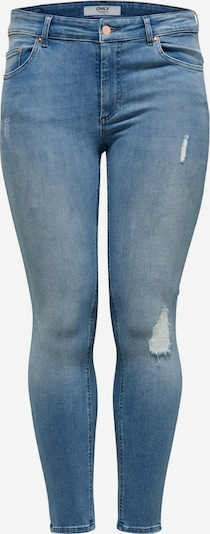 ONLY Carmakoma Jeans 'WILLY' in de kleur Blauw denim, Productweergave