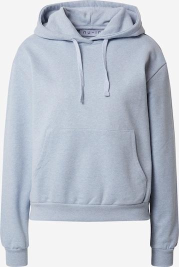 NU-IN Sweatshirt in blau, Produktansicht
